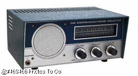 FM communications receiver